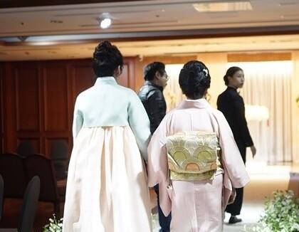'結婚する'は韓国語で何?약혼, 결혼, 이혼など結婚に関する言葉