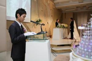 食事が大事!?日本と違う韓国の結婚式