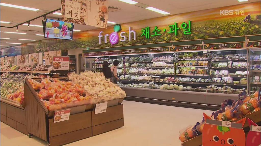 '買い物する'は韓国語で何?장보다, 쇼핑하다の意味の違いと使い分け
