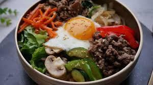 비빔밥(ビビンバ)の意味、語源、発音、レシピ
