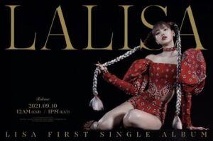 『LALISA』ブラックピンク Blackpink リサ Lisa ソロ曲 歌詞 日本語訳 和訳